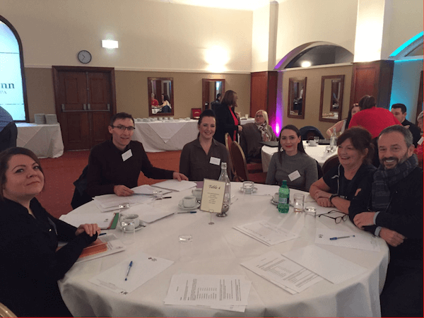 Pebbles Annual Managers Conference