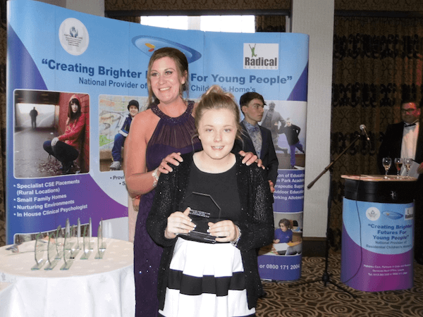 Young Peoples Award Night